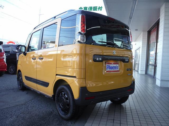 「スズキ」「スペーシアギア」「コンパクトカー」「石川県」の中古車8