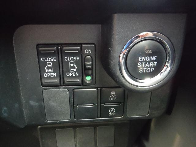 カスタムG 4WD!ワンオーナー!禁煙車!パノラミックビューモニター!両側パワースライドドア!LEDヘッドライト・フォグ!ナビレディパッケージ!純正14インチAW!クルーズコントロール!スマートキー2個!ETC!(29枚目)