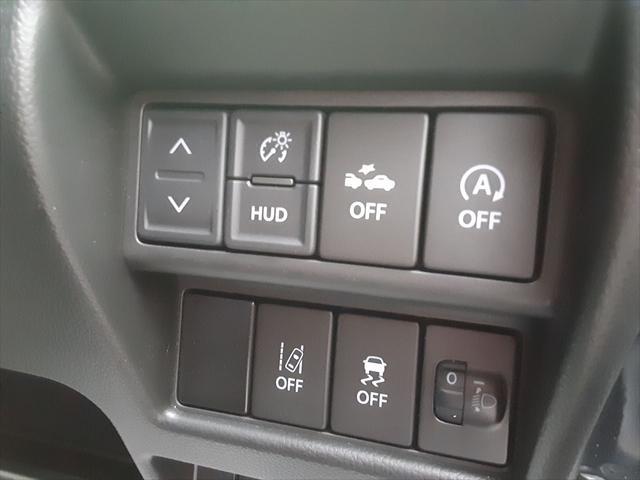 ハイブリッドFX リミテッド スズキセーフティパッケージ 全方位モニター用カメラパッケージ オートハイビーム 純正14インチAW ヘッドアップディスプレイ スマートキー2個 プッシュスタート 前席シートヒーター(31枚目)
