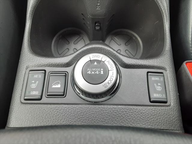 20X 4WD ワンオーナー 純正SDナビ フルセグTV DVD USB Bluetooth バックカメラ ヒルディセントコントロール アイドリングストップ ハーフレザーシート インテリキー2個 ETC(41枚目)