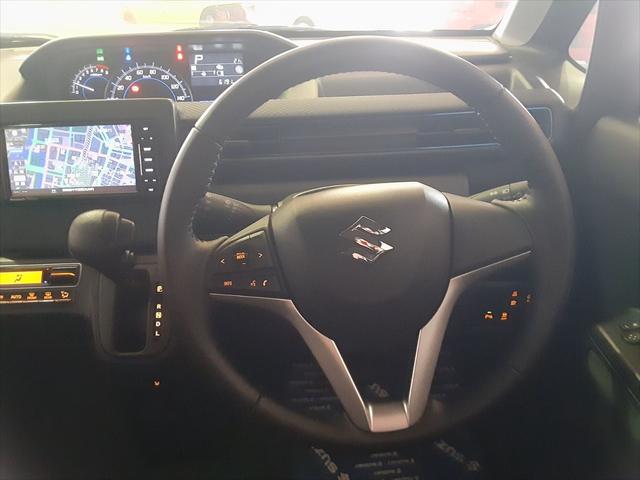 ハイブリッドFZ スズキセーフティサポート デュアルセンサーブレーキ 誤発進抑制機能 車線逸脱警報 パーキングセンサー ハイビームアシスト LEDヘッドライト シートヒーター アイドリングストップ スマートキー2個(21枚目)