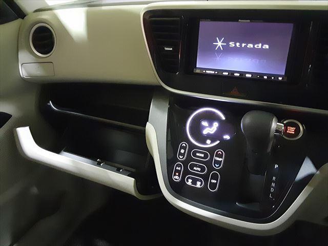 G ワンオーナー 4WD 純正CDオーディオ パワースライドドア 社外14AW スマートキー プッシュスタート(22枚目)