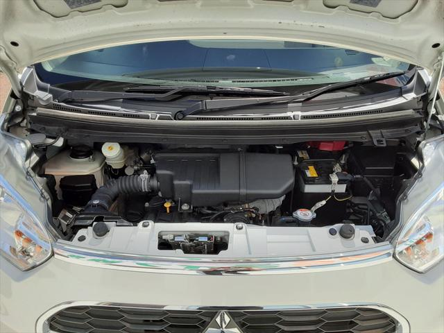 G ワンオーナー 4WD 純正CDオーディオ パワースライドドア 社外14AW スマートキー プッシュスタート(33枚目)