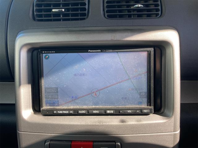 カスタム X 4WD ナビ HID CD スマートキー 電動格納ミラー 記録簿 ベンチシート 盗難防止システム 衝突安全ボディ ABS エアコン パワーステアリング パワーウィンドウ(3枚目)