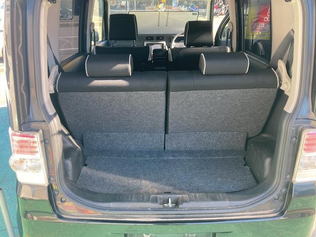 カスタム X 4WD ナビ HID CD スマートキー 電動格納ミラー 記録簿 ベンチシート 盗難防止システム 衝突安全ボディ ABS エアコン パワーステアリング パワーウィンドウ(19枚目)