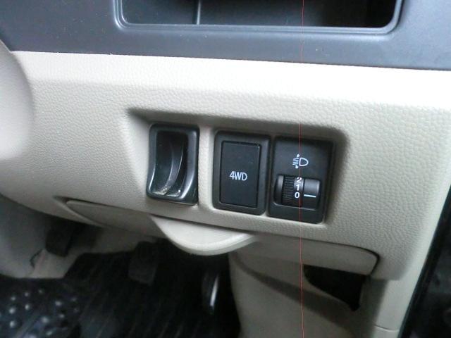 マツダ スクラム バスター 4WD