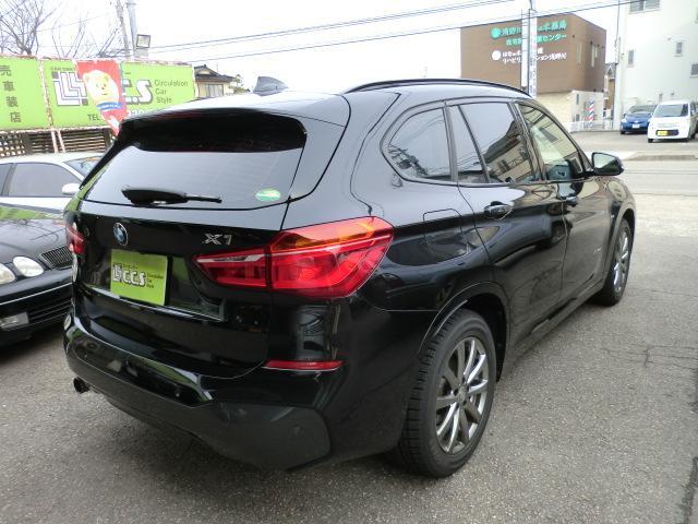 「BMW」「X1」「SUV・クロカン」「石川県」の中古車4