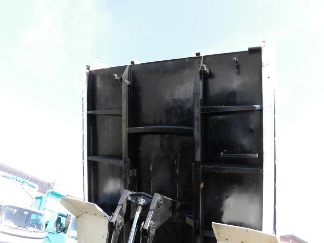 日産ディーゼル コンドル 4トン Lゲートダンプ