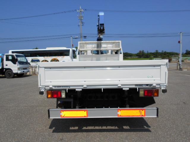 いすゞ エルフトラック 5段ラジコンクレーン 3トン車