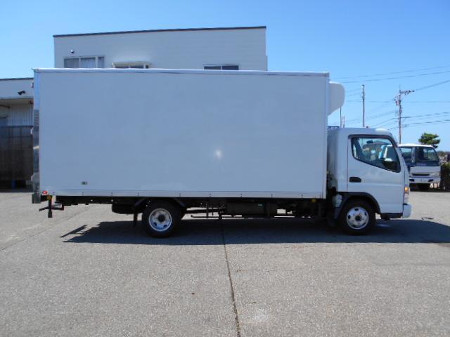 ワイド超ロング 冷蔵冷凍車 東プレ製 KS32型 2トン(4枚目)