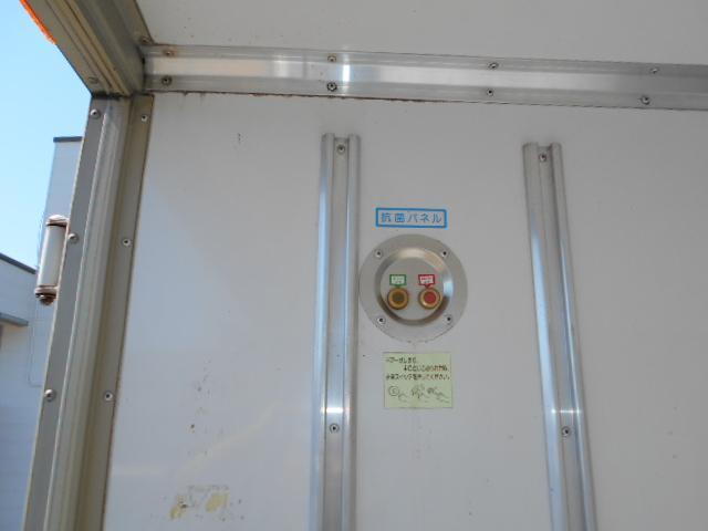 ワイド超ロング 冷蔵冷凍車 東プレ製 KS32型 2トン(12枚目)