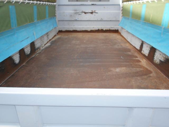 低床ダンプ 2トン 強化三方開(5枚目)