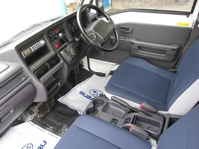 スバル サンバートラック TC-SC スーパーチャージャー 4WD AT