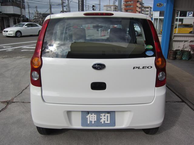 スバル プレオ Fスペシャル 2WD 5MT グー鑑定