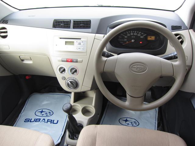 スバル プレオ Fスペシャル 2WD 5MT