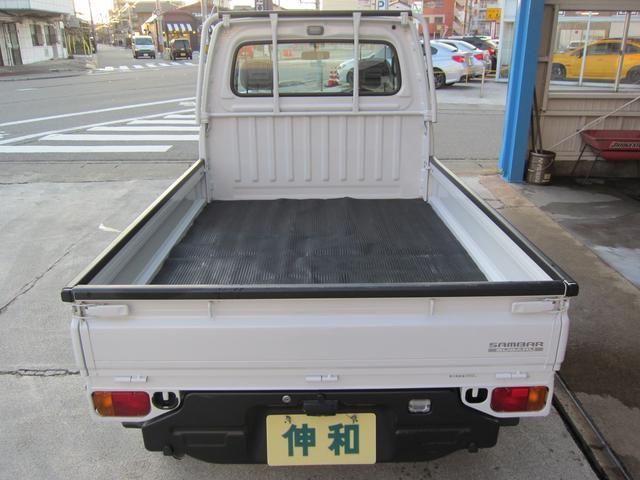 スバル サンバートラック TB 4WD 5MT