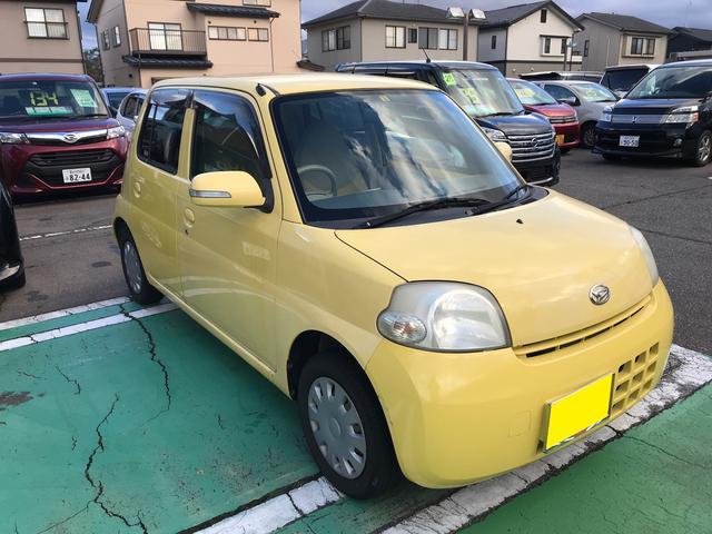 「ダイハツ」「エッセ」「軽自動車」「石川県」の中古車4