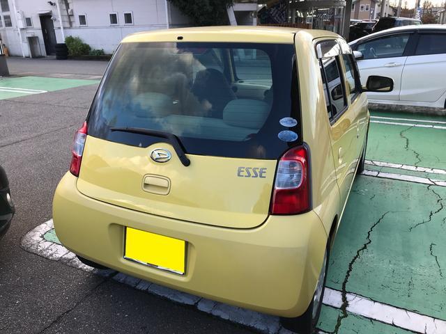 「ダイハツ」「エッセ」「軽自動車」「石川県」の中古車6