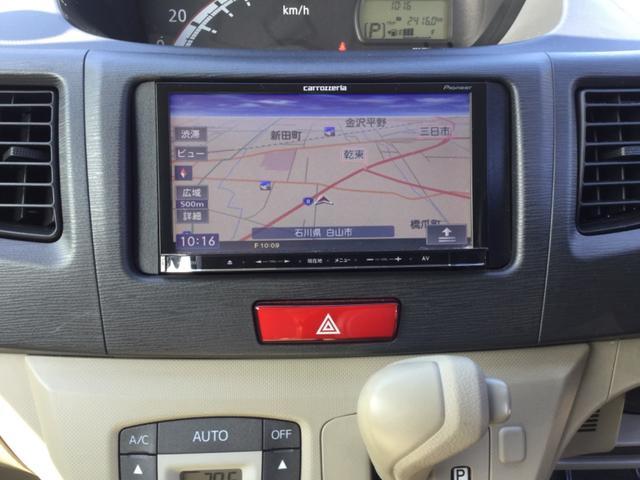 L 4WD オートマチック車 オートエアコン キーレス ETC ナビゲーション パワステ パワーウインドウ 電動格納ドアミラー アルミホイル(20枚目)