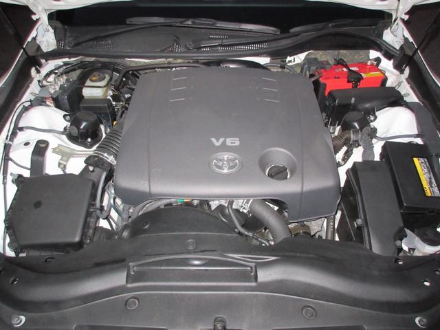 V6-2500ccエンジン!