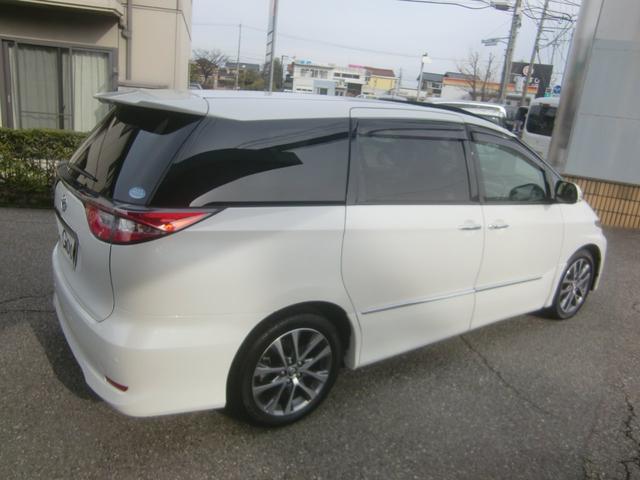 「トヨタ」「エスティマ」「ミニバン・ワンボックス」「石川県」の中古車8