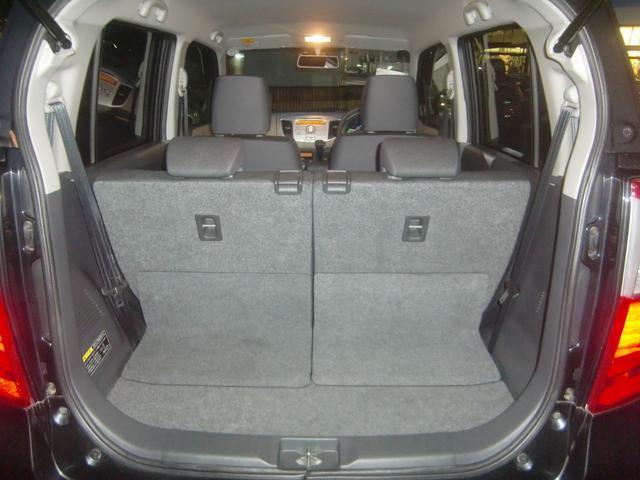 FXリミテッド 4WD エネチャージ 純正エアロ リアスポ 純正アルミ ウインカードアミラー スマートキー プッシュスタート オートエアコン シートヒーター ドアミラーヒーター 純正CD/AUXオーディオ 後期モデル(14枚目)