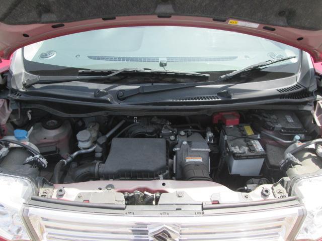 スズキ ワゴンRスティングレー T 4WD HIDライト SDナビ アイドルストップ