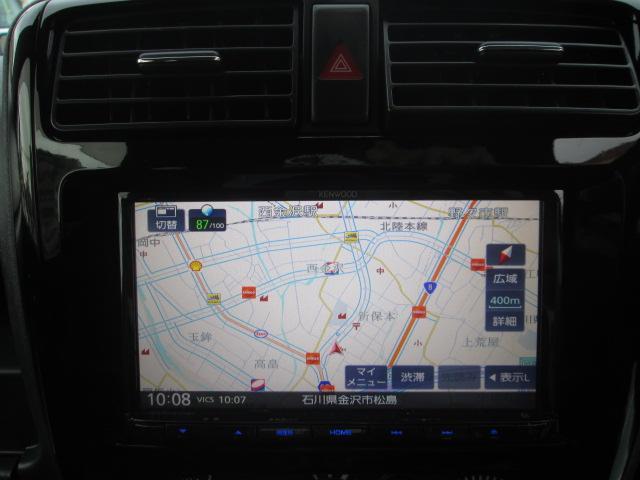 クロスアドベンチャー 4WD SDナビフルセグTV 純正AW(10枚目)