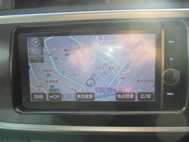 150X Sパッケージ ETC 純正ナビフルセグTV(10枚目)