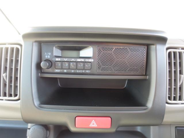 PC 4WD 5MT パワステ キーレス 届出済未使用車(10枚目)