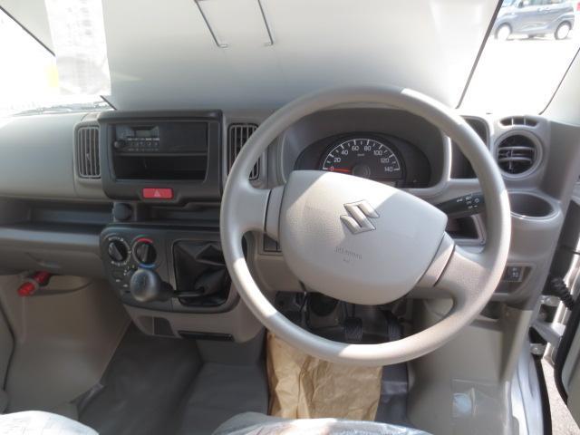 PC 4WD 5MT パワステ キーレス 届出済未使用車(15枚目)