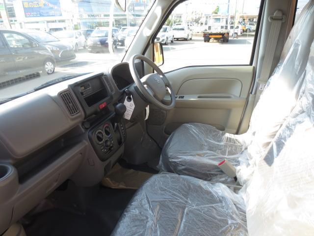PC 4WD 4AT パワステ キーレス 届出済未使用車(13枚目)