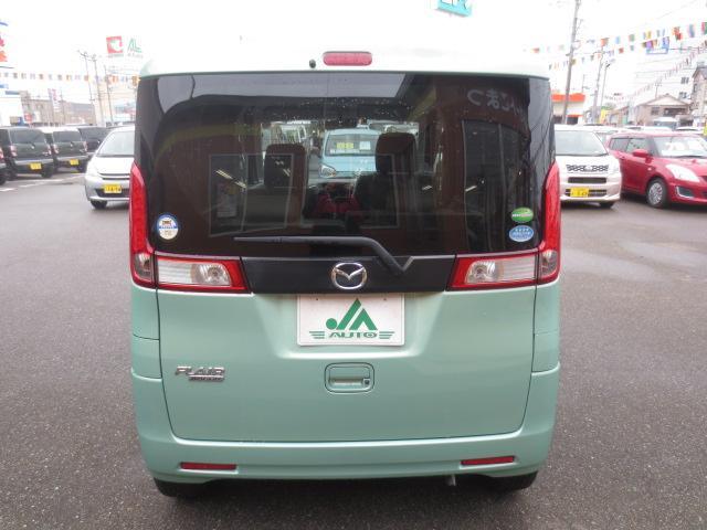 「マツダ」「フレアワゴン」「コンパクトカー」「石川県」の中古車3