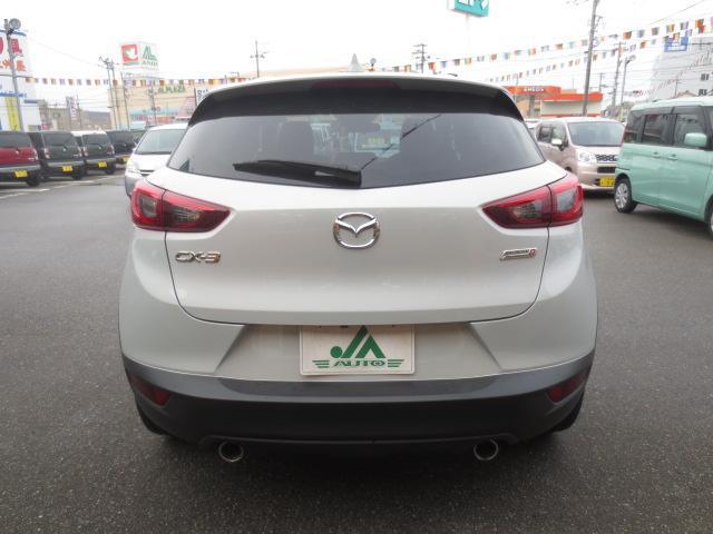 「マツダ」「CX-3」「SUV・クロカン」「石川県」の中古車3