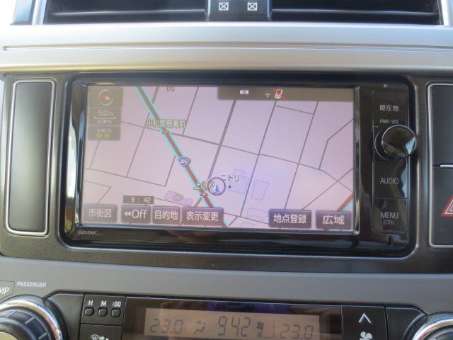 TX Lパッケージ 7人乗り 4WD 本革シート 純正アルミホイル SDナビ・フルセグTV ETC(10枚目)