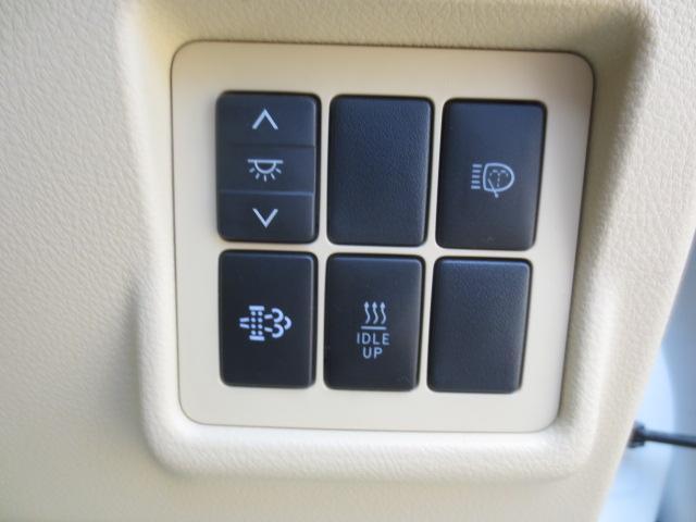 TX Lパッケージ 7人乗り 4WD 本革シート 純正アルミホイル SDナビ・フルセグTV ETC(34枚目)