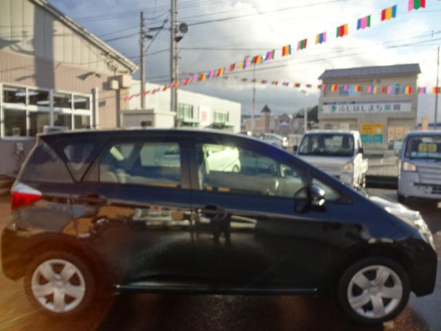 「トヨタ」「ラクティス」「ミニバン・ワンボックス」「石川県」の中古車3