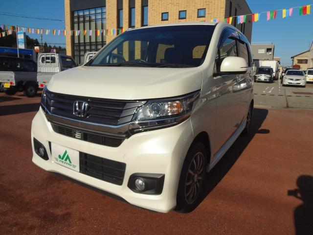 「ホンダ」「N-WGNカスタム」「コンパクトカー」「石川県」の中古車7