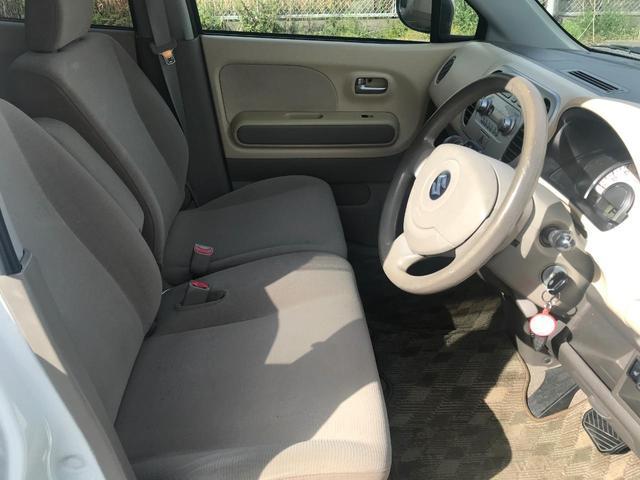 G 4WD 純正CDデッキ シートヒーター(10枚目)