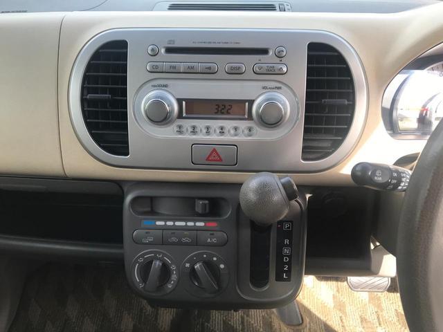 G 4WD 純正CDデッキ シートヒーター(16枚目)
