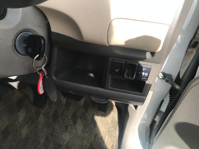 G 4WD 純正CDデッキ シートヒーター(18枚目)