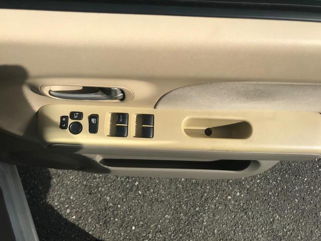 G 4WD 純正CDデッキ シートヒーター(19枚目)