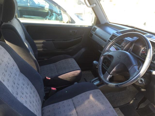 三菱 パジェロミニ アニバーサリーリミテッドXR 4WD