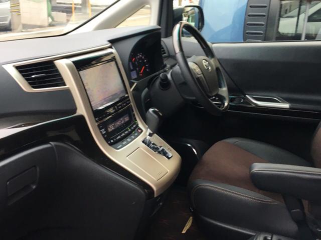 トヨタ アルファード 240S タイプゴールド ビッグXナビフルセグTV
