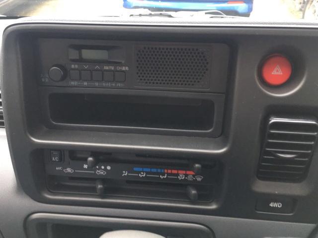 DX 4WD エアコン パワステ(16枚目)