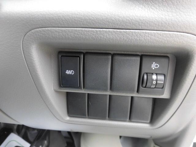 PA ハイルーフ 集中ドアロック 4WD(14枚目)