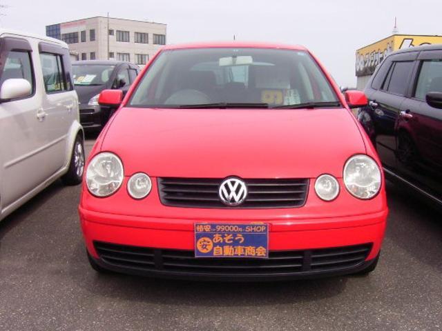 フォルクスワーゲン VW ポロ ベースグレード 社外17インチAW タイミングベルト交換済