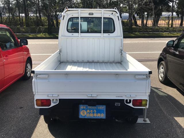 SDX 5速マニュアル 三方開 軽トラック 2WD(5枚目)