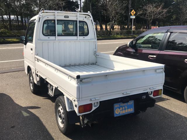 SDX 5速マニュアル 三方開 軽トラック 2WD(6枚目)