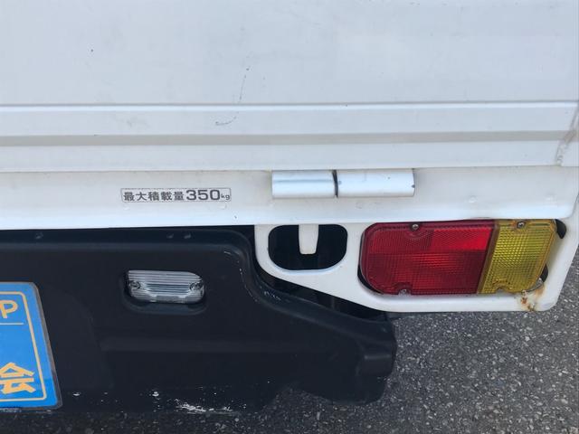 SDX 5速マニュアル 三方開 軽トラック 2WD(7枚目)